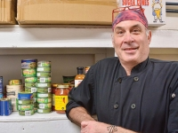 Moving forward by circling back: Pathways new kitchen manager brings education, experience