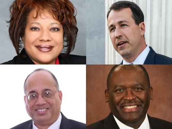 Five Dems run for Sen. Tillis seat