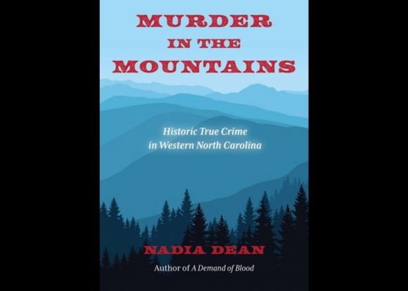 Book explores past murders in the mountains