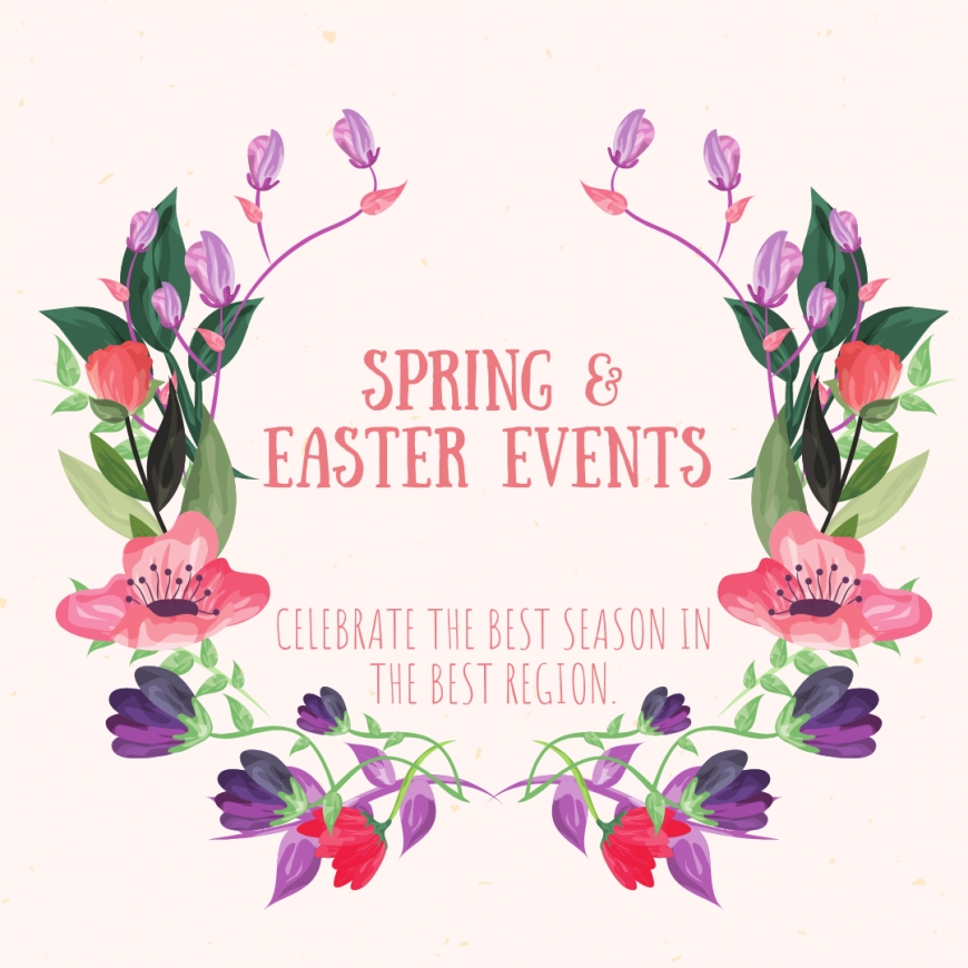 Spring & Easter Events