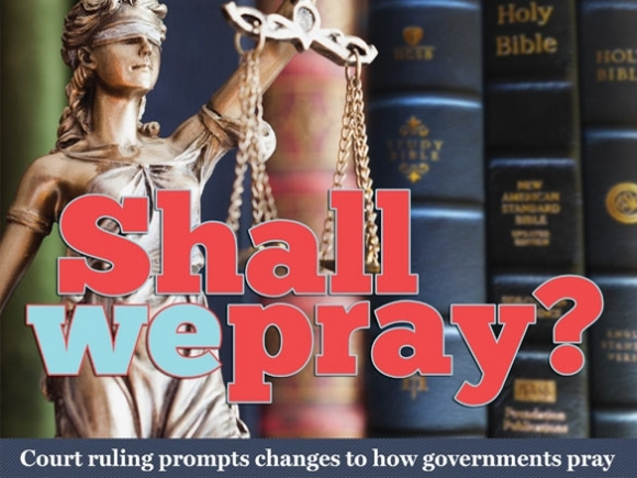 The letter and the spirit: Local governments wrestle with prayer