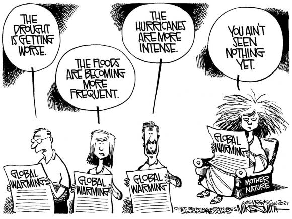 Cartoon, Aug. 4, 2021