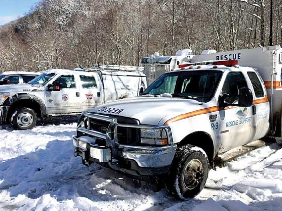 Braving the storm: Backcountry rescuers save lost hikers in snow, frigid temps