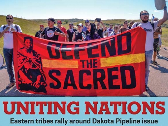 At gathering of tribal nations, Dakota Pipeline discussed as catalyst for advocacy