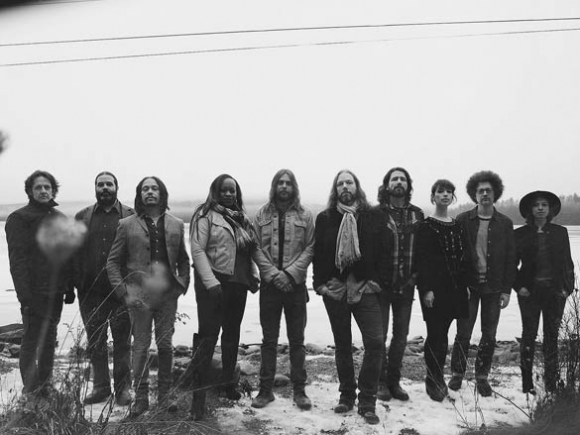 Comin' Home: Former Black Crowes start anew with Magpie Salute