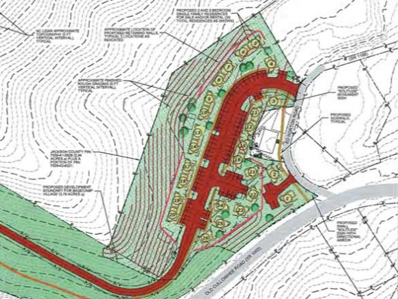 Stronger language on the way for Jackson's steep slope rules