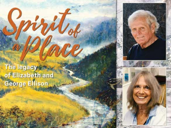 George Ellison releases new book, reflects on decades of life lived in nature