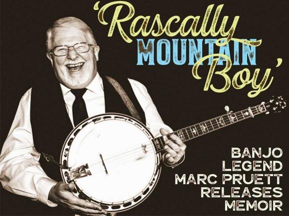 You can't stop me from dreaming: Bluegrass banjo legend Marc Pruett releases memoir