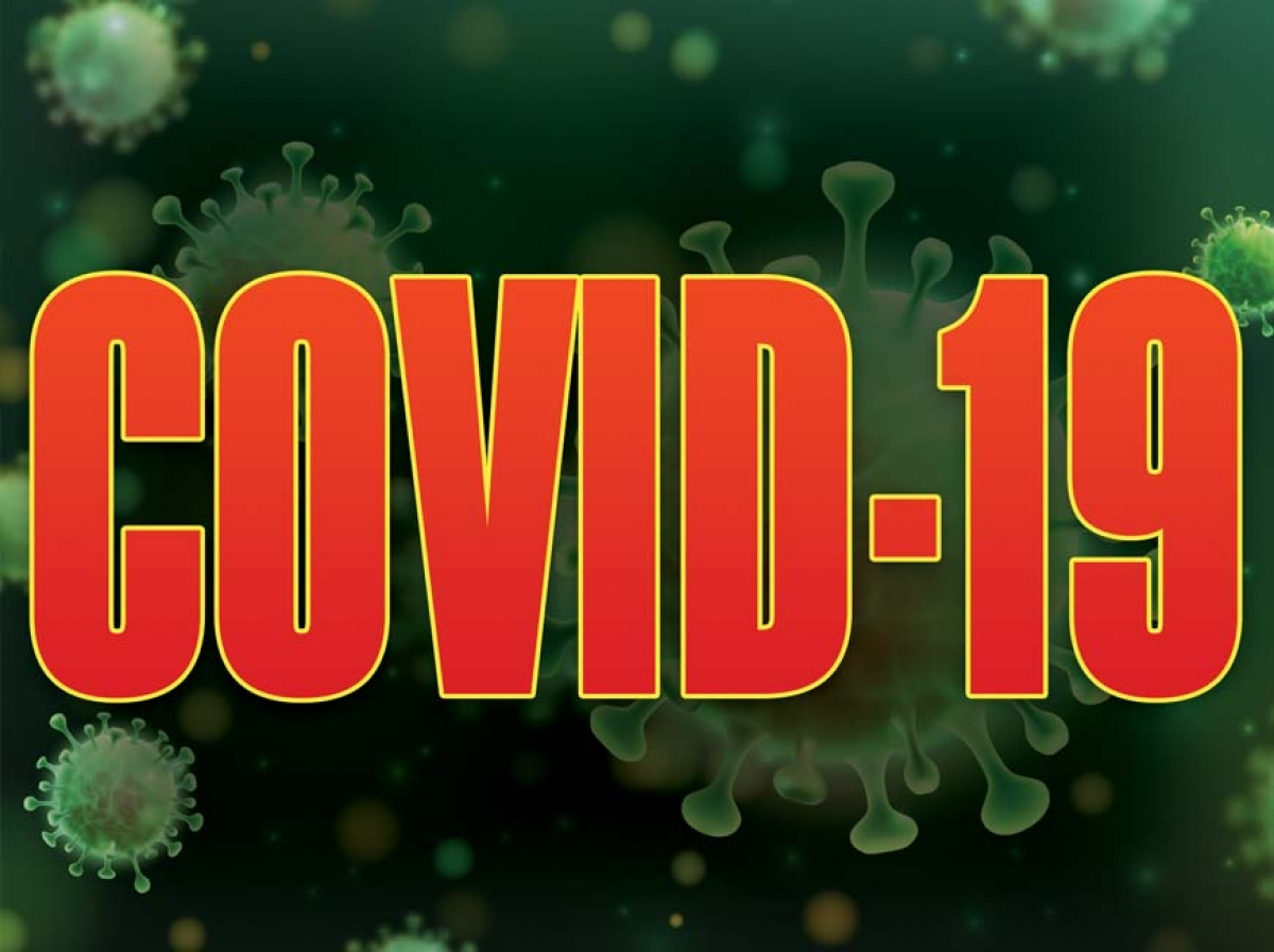 COVID-19 cluster found at Haywood jail