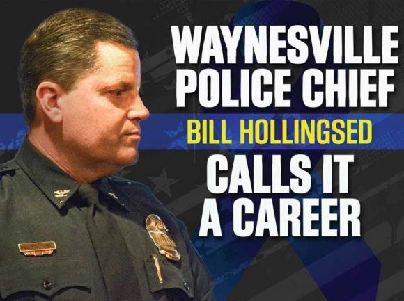 Waynesville chief calls it a career