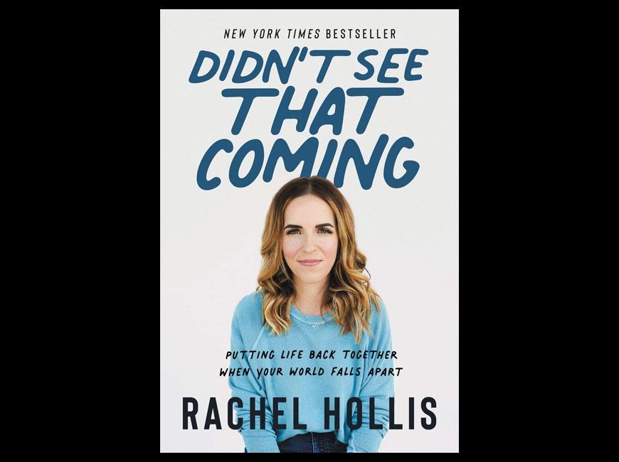 Blindsided by Rachel Hollis