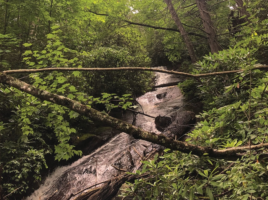 Maggie property owners oppose waterfall project