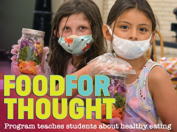 Farm to School program teaches nutrition, connection to food