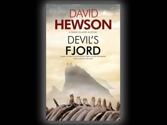 Sense of place is crucial to Hewson's novels