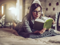 A quiet place: the book nook
