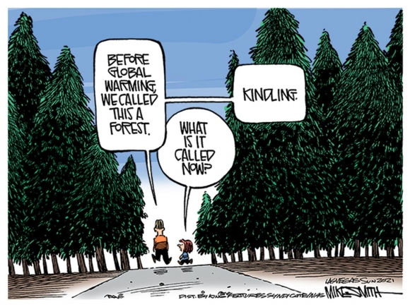 Cartoon, July 28, 2021