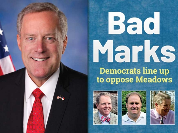 Unseating Mark Meadows