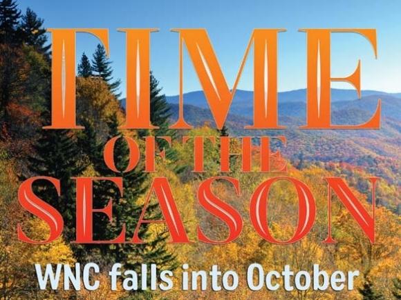 WNC falls into October