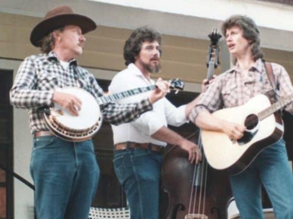 Raymond Fairchild & the Crowe Brothers.