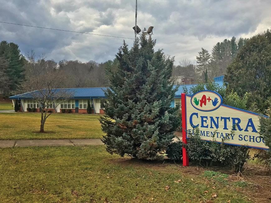 Haywood Schools central office relocates