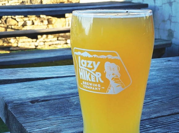 Staying true to your roots: Lazy Hiker Brewing