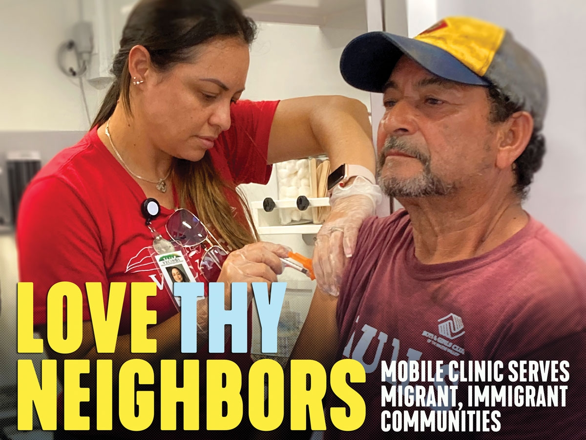 Vecinos: Serving the invisible neighbors of WNC