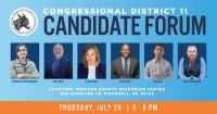 EXCLUSIVE: Gash will unveil education policy at candidate forum tomorrow