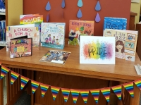 Parents oppose Pride Month display at Macon library