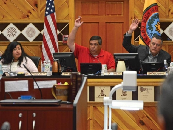 Governmental crisis in Cherokee: Impeachment hearing scheduled for Chief Lambert