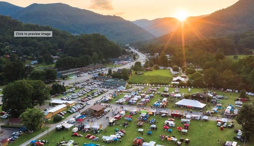 Changes, upgrades coming to Maggie festival grounds