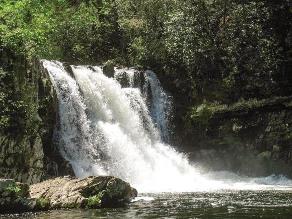 Abrams Falls. NPS photo