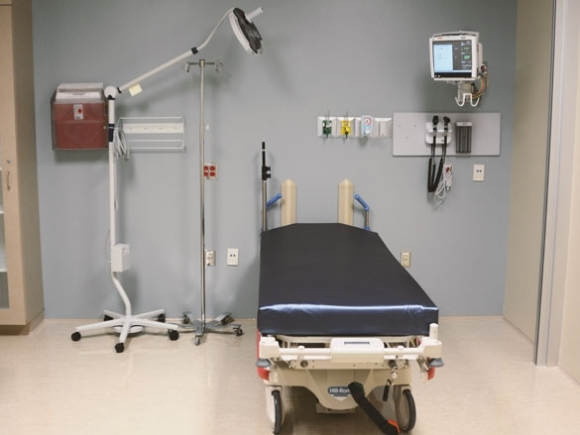 Harris opens new emergency department