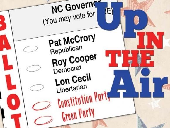 Minor parties seek NC ballot access