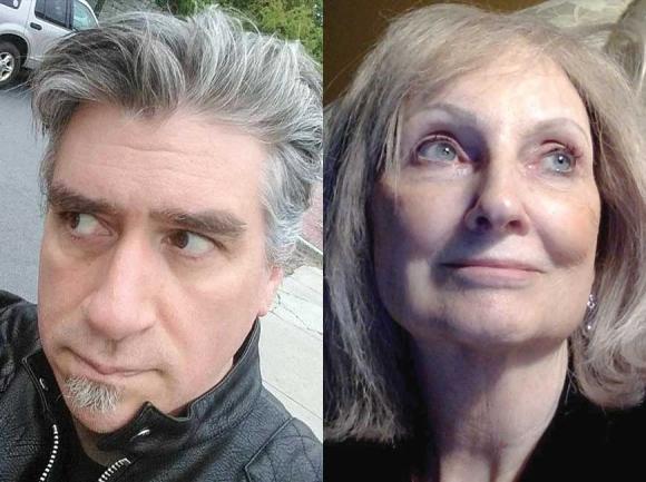 John Burroughs and Beth Copeland.