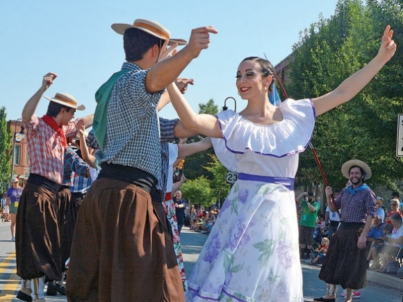 Sixth time's the charm: Folkmoot comes full circle, enters new era