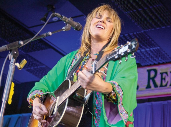 Drive-in music series thrives in Maggie Valley