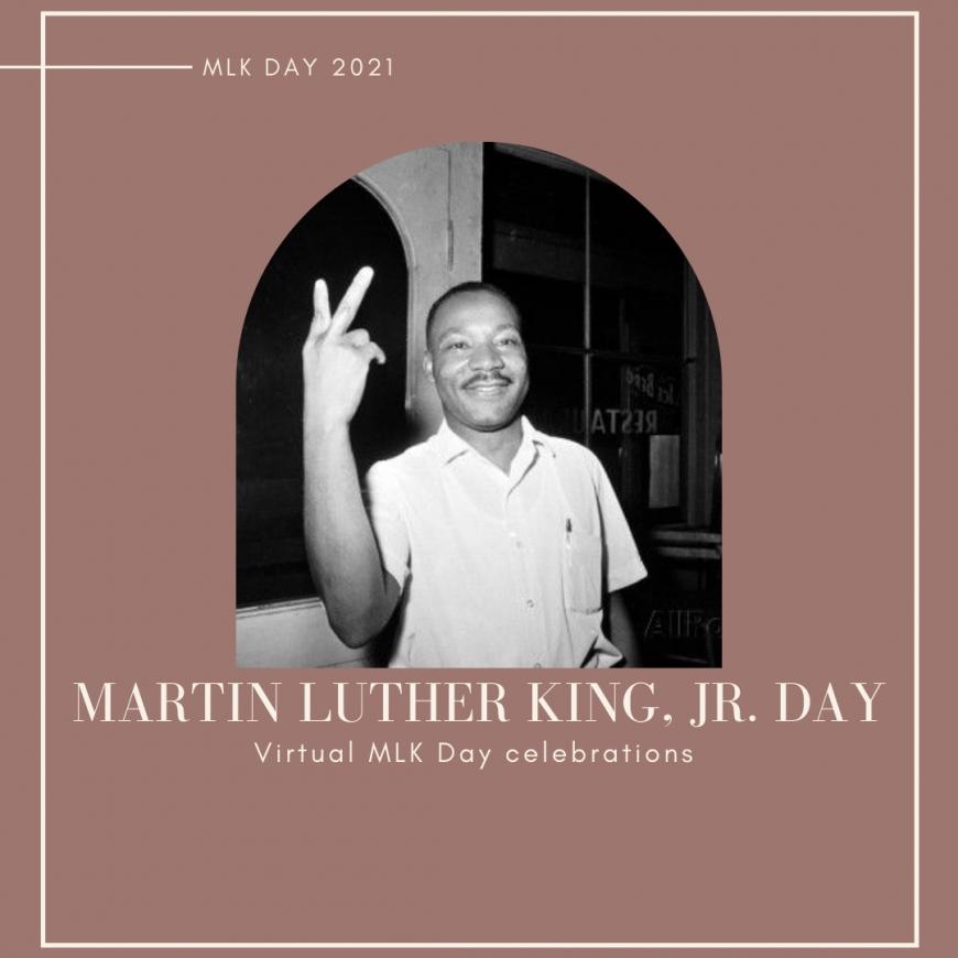 Ways to Celebrate MLK Day
