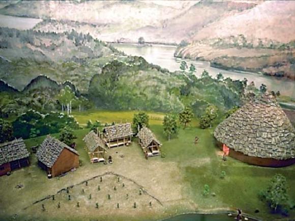German utopian wanted a community in Cherokee