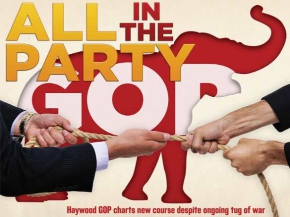 Haywood GOPleaders overthrown