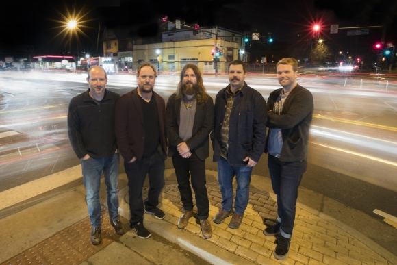 Greensky Bluegrass will play the Salvage Station in Asheville on Oct. 4.