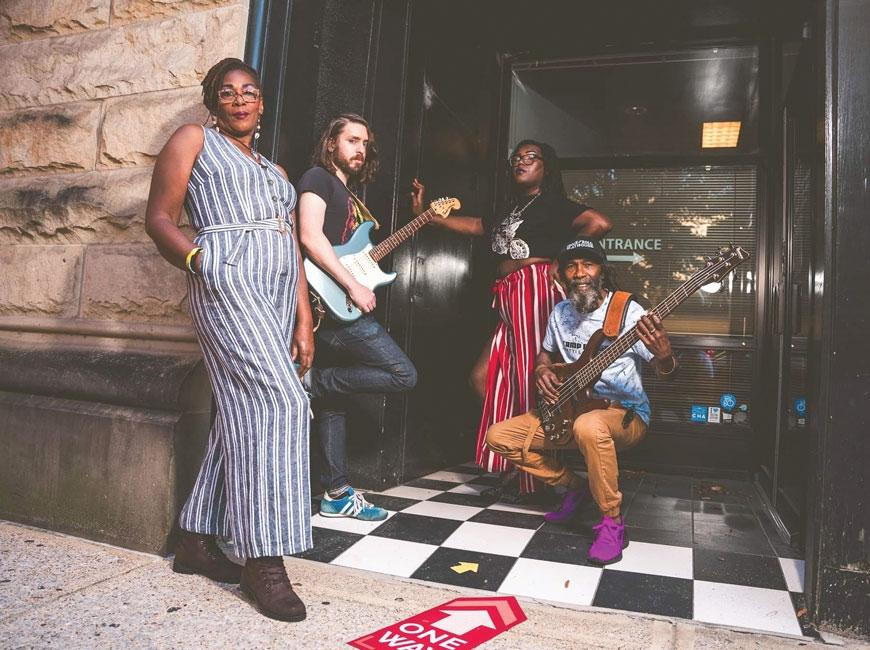 Reggae, soul rolls into WNC