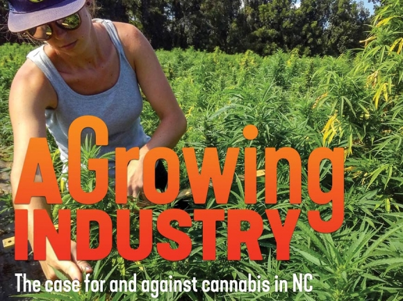 When, not if: The case for and against cannabis in NC