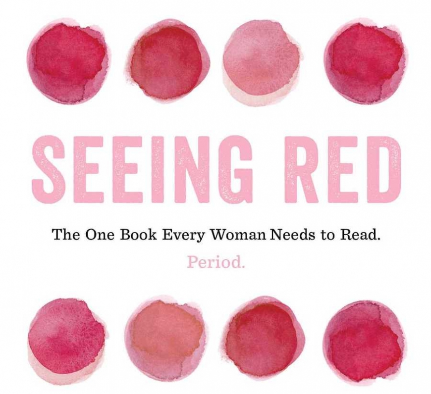 Rumble Book Club: 'Seeing Red'