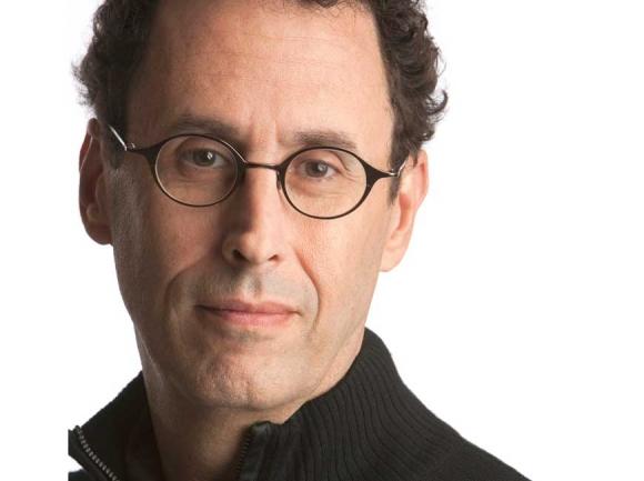 Tony Kushner. Joan Marcus photo