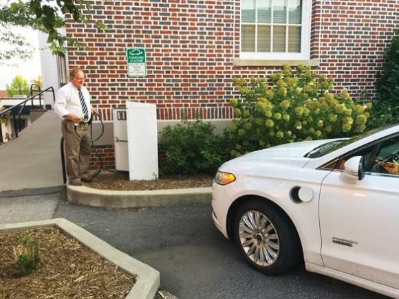 Green government efforts continue in WNC