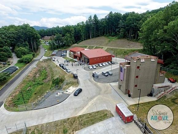 HCC unveils new public training building
