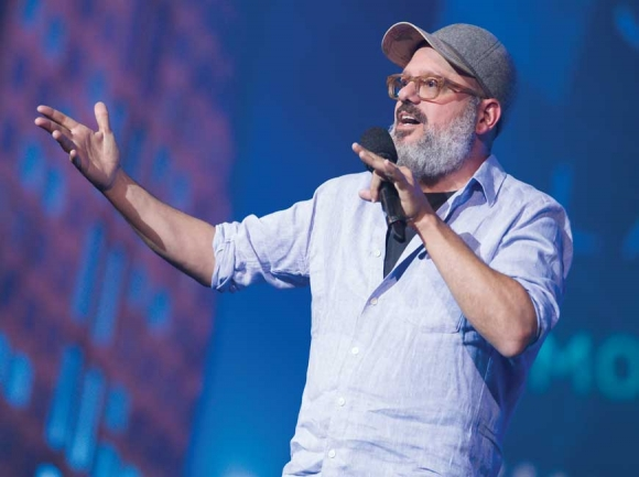 David Cross. Courtesy of Just For Laughs