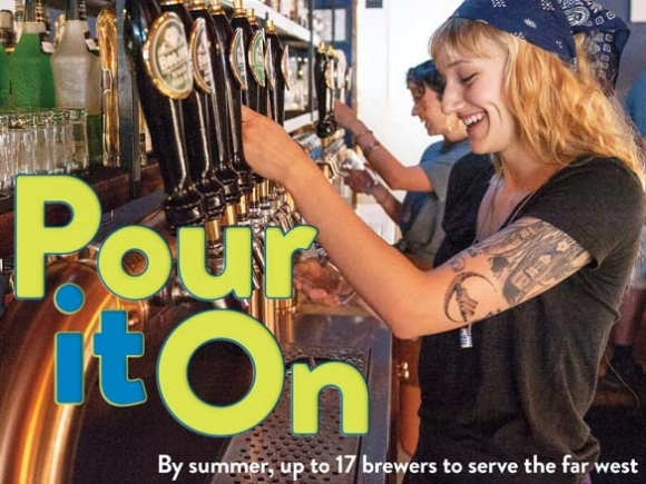 Tapping Western North Carolina: Local craft breweries spill onto economy, culture