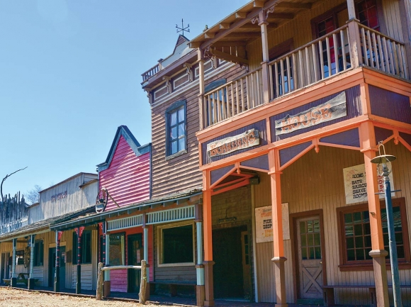 Elevated Mountain to host Ghost Town reunion