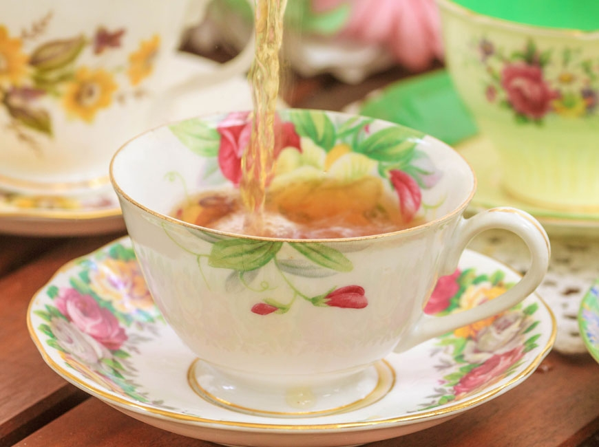 Sponsored: Do herbal teas help with weight gain?